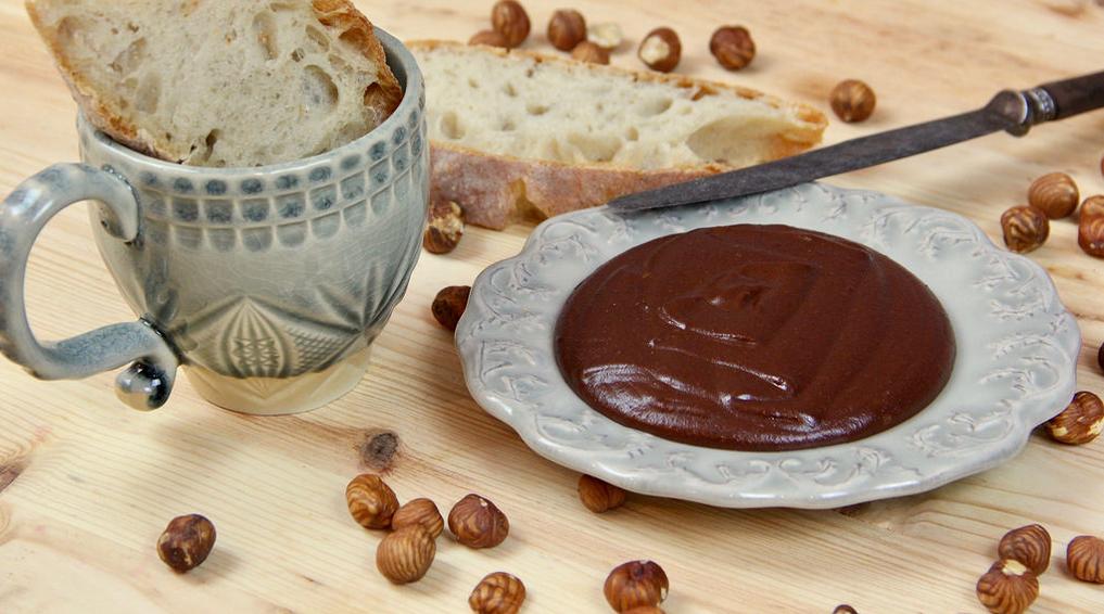 Nutella sem açúcar e só com 3 ingredientes