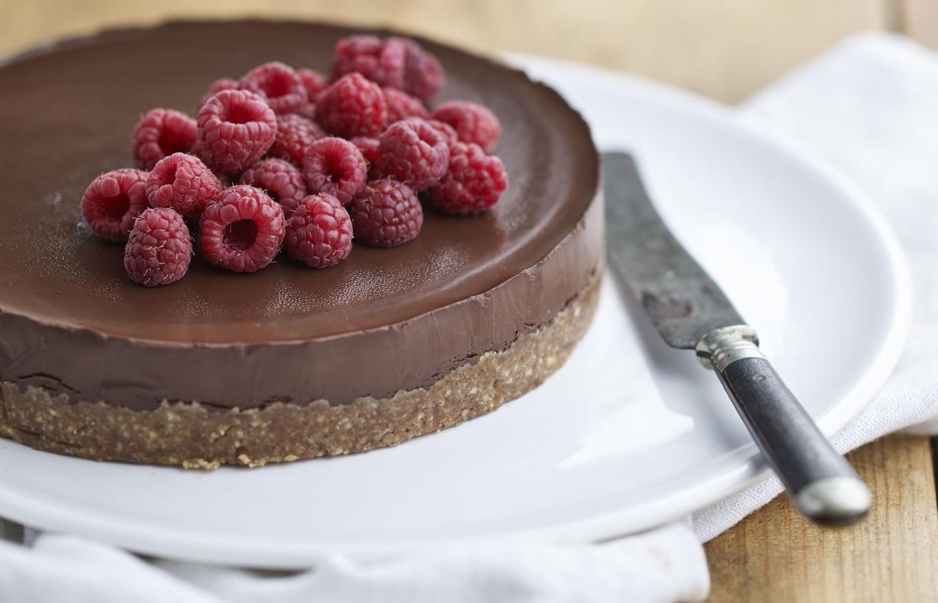 Tarte de chocolate [Paleo]