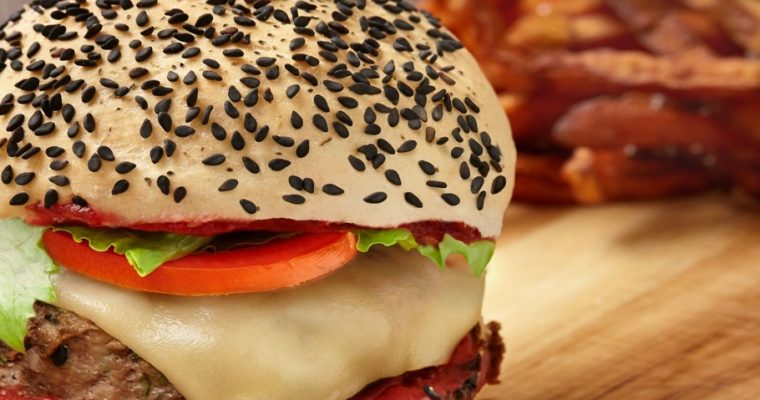 Hambúrguer com ketchup de Beterraba [by José Avillez]